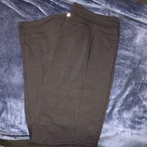 Long Boot Flare LuluLemon Yoga Pants